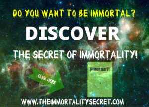 Elixir of Immortality does Exist