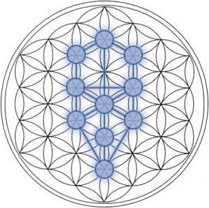 Esotericism - Kabbalah - Flower Of Life