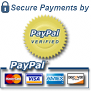 Secure Payment - PayPal Verified