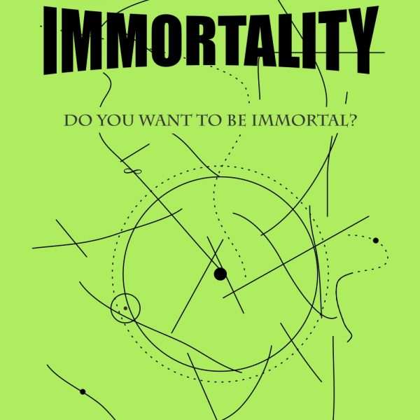 Is Immortality Possible by Chris George