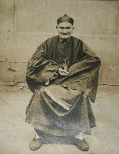 How to become immortal (Li Ching-Yuen)