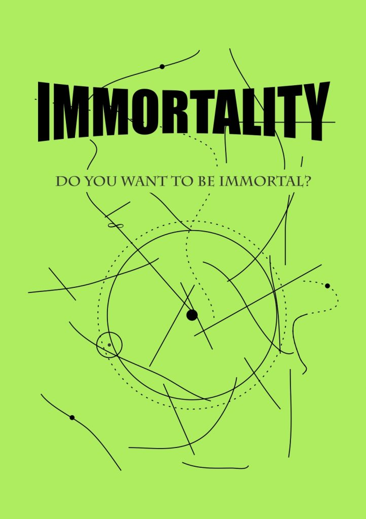 Reviews: Book Immortality by Chris George