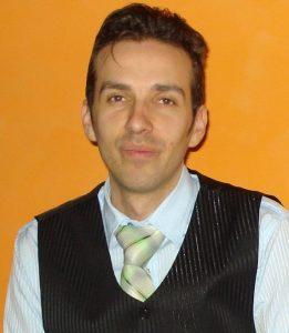 Author, Chris George